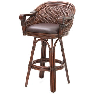 Greyson Living Lucia Swivel Counter Stool