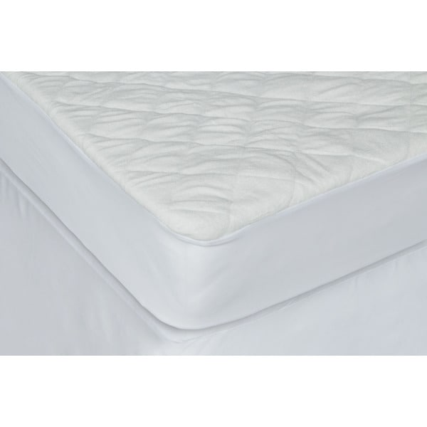 AC Pacific Waterproof Bamboo Terry Crib Mattress Cover