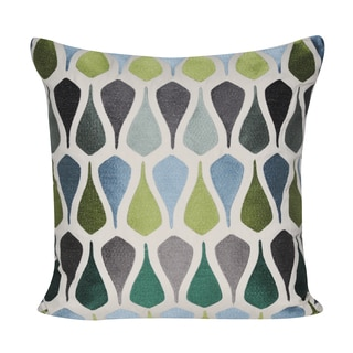 Loom and Mill 22 x 22-inch Arcs Decorative Pillow