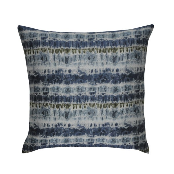 Loom and Mill 22 x 22-inch Tie-Dye Decorative Pillow 18239976