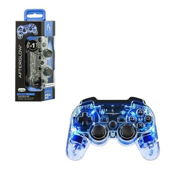 PS3 Afterglow Wireless Controller