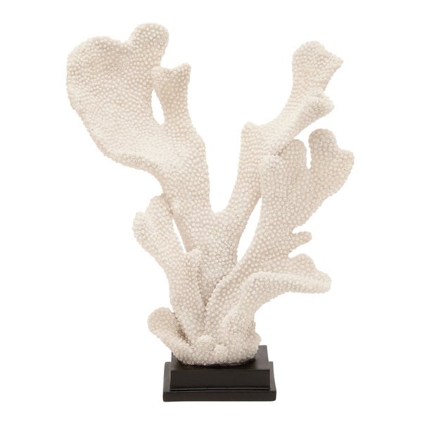 Polyresin Coral 12-inch, 16-inch