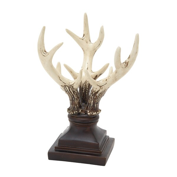 Polystyrene And Antler Decor 8-inch, 10-inch 18241866