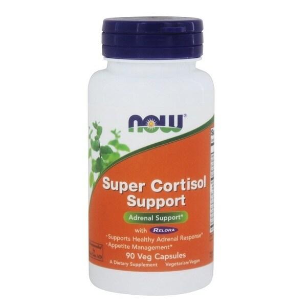 Now Foods Super Cortisol Support (90 Veggie Capsules)