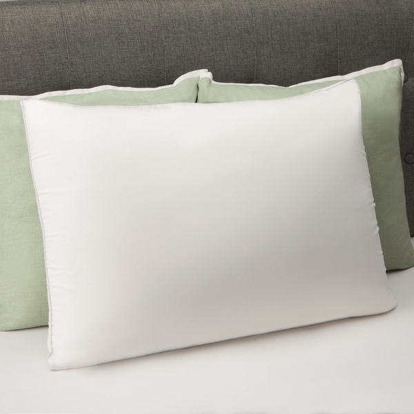 Comfort Memories Adjustable Comfort Memory Foam and Down Alt Pillow