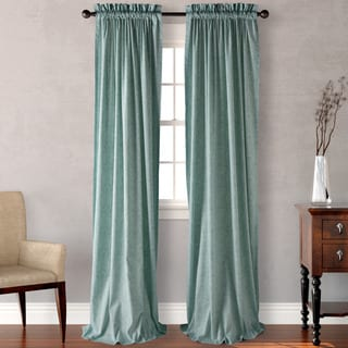 Tommy Bahama Damask Tropical Curtain Panel (Pair)