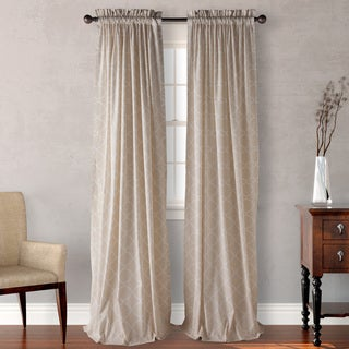 Tommy Bahama Travel Trellis Curtain Panel (Pair)
