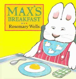 Max's Breakfast (Board book)