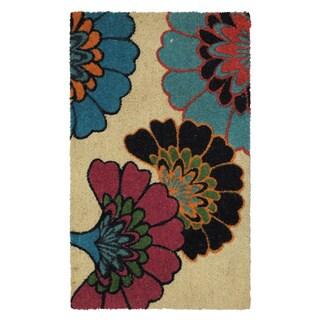 """Kosas Home Margo Coir Handmade Doormat (18""""x30"""")"""