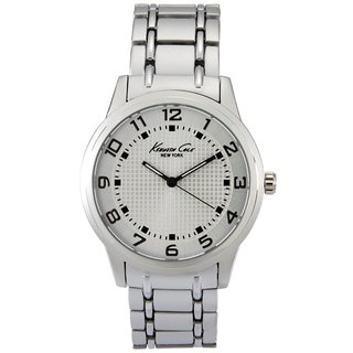 Kenneth Cole Men's 10014652 Classic Silver Watch