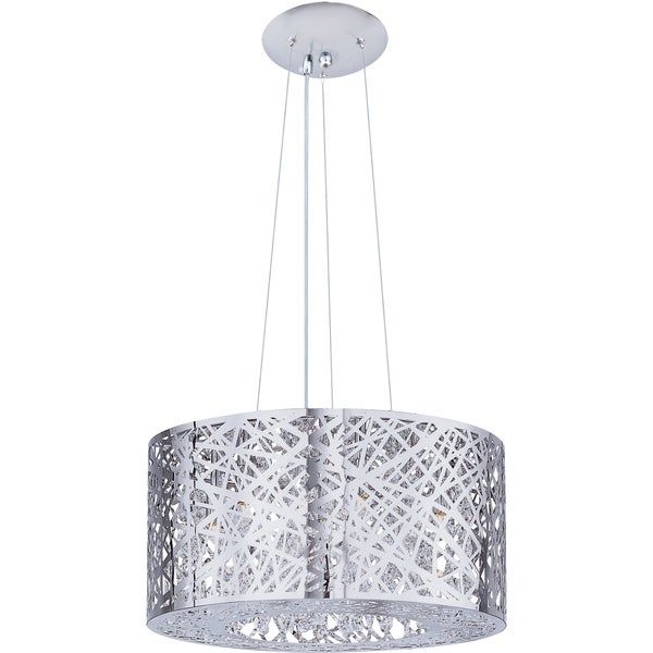 Inca Multi-light Textured Pendant