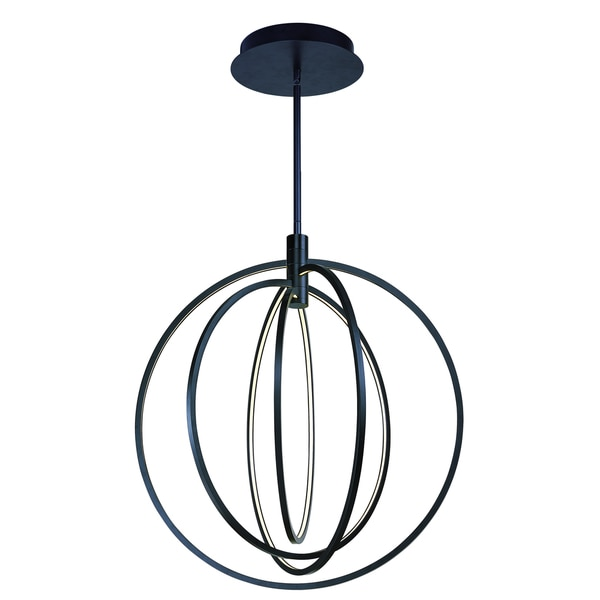Concentric LED-Single Pendant