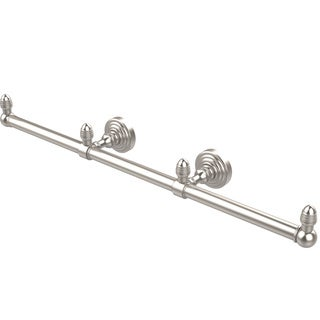 Allied Brass Waverly Place Collection 3 Arm Guest Towel Holder