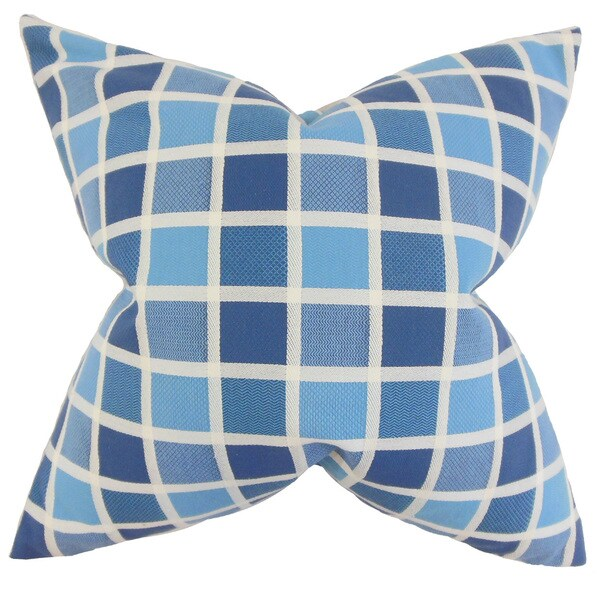 Gali Geometric Throw Pillow