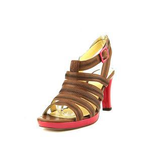 Amalfi By Rangoni Women's 'Caserta' Leather Sandals