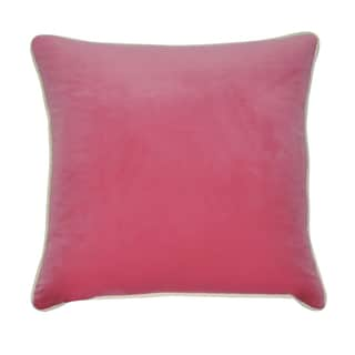 Loom and Mill 22 x 22-inch Solid Decorative Pillow