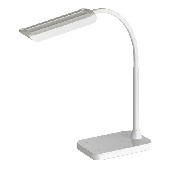 Safco Mini Vamp LED Desk Lamp with USB