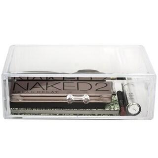Acrylic Large 1 Drawer Makeup Organizer