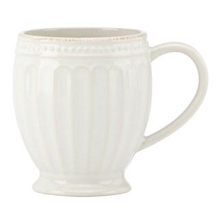 Lenox French Perle Groove White Mug