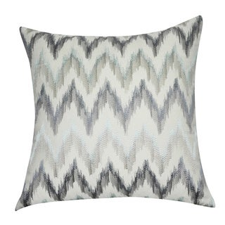 Loom and Mill 21 x 21-inch Chevron Decorative Throw Pillow