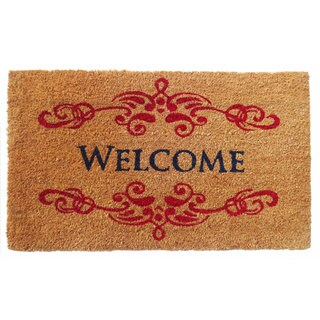 Welcome Coir Mat