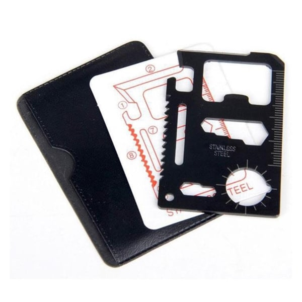 Wallet Multi Function Tool
