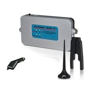 """Smoothtalker Mobile Z1-50 dB Wireless Booster with 3"""" Magnetic Antenna"""