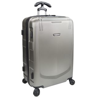 Traveler's Choice Palencia 25-inch Hardside Spinner Upright Suitcase