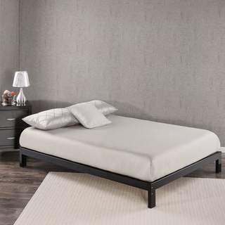 Priage Platform Black King Bed