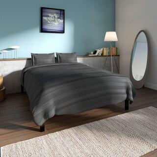 Priage Platform Black 2000 Twin Bed Frame