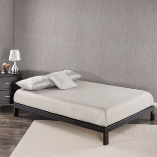 Priage Platform Black Bed Full