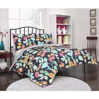 Vue Bali 3-piece Reversible Cotton Comforter Set
