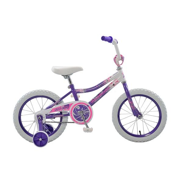 Mantis Heartbreaker Purple 16-inch Kids Bicycle 18262584