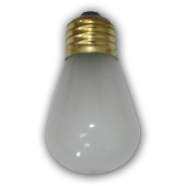 Medium Size 11W E26 Frosted Light Bulb (12 Pack)