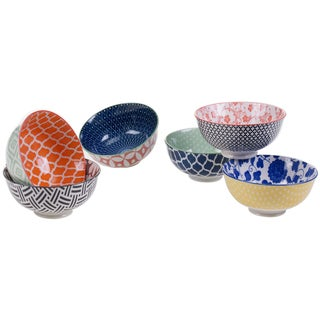 Certified International Mix & Match Soho Bowls (Set of 6)