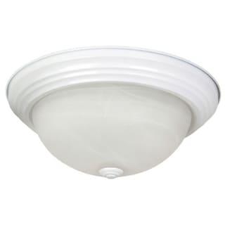 Flush Mount Ceiling Fixture White