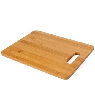 Culinary Edge by Kalorik Premium Bamboo 15 X 11.5 Cutting Board