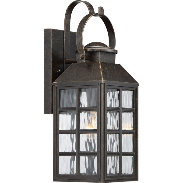 Quoizel Miles Medium Wall Lantern