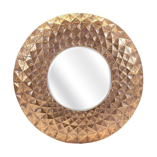 Carey Round Mirror
