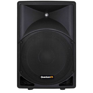 QuantumFX SBX - 1526 Speaker with Built - in Amp