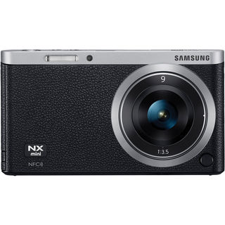 Samsung NX Mini Digital Camera 9mm Lens