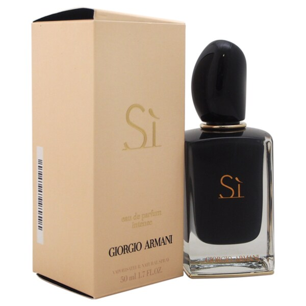 Giorgio Armani Si Women's 1.7-ounce Eau de Parfum Intense Spray