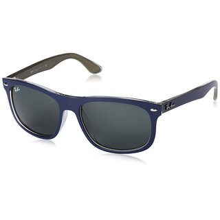 Ray ban wayfarer folding classic sunglasses 50mm grey frame silver - Ray Ban Matte Black Green Lenses Cateye Sunglasses