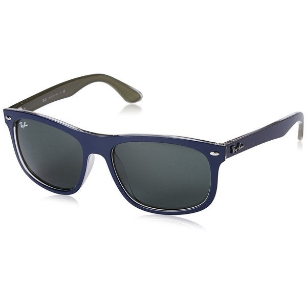 Ray-Ban RB4226 618871 56mm Green Classic Lenses Blue Frame Sunglasses
