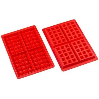 Sorbus Silicone Waffle Mold (Pack of 2)