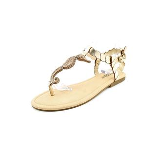 Lucky Brand Women's 'Chorse' Leather Sandals