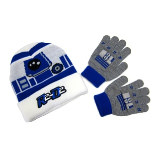 Star Wars R2-D2 Beanie and Glove
