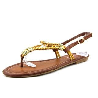 CL By Laundry Women's 'Clementina' Synthetic Sandals