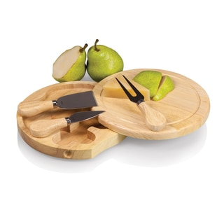 Brie Cheese Board and Tools Set