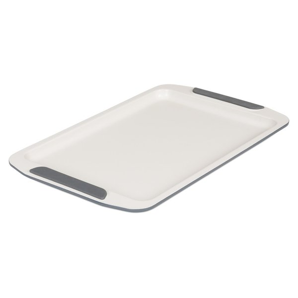 Viking Ceramic Coated Non-Stick Baking Tray 13-inch Cream/ Grey